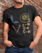 Love Auto Mechanic Classic T-Shirt apparel-classic-tshirt-lifestyle-26