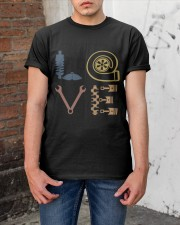 Love Auto Mechanic Classic T-Shirt apparel-classic-tshirt-lifestyle-31