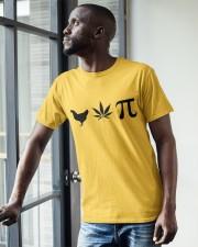 Chicken Pot Pie Classic T-Shirt apparel-classic-tshirt-lifestyle-front-38