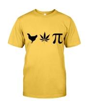 Chicken Pot Pie Classic T-Shirt front