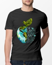 The Earth Without Art Classic T-Shirt lifestyle-mens-crewneck-front-13