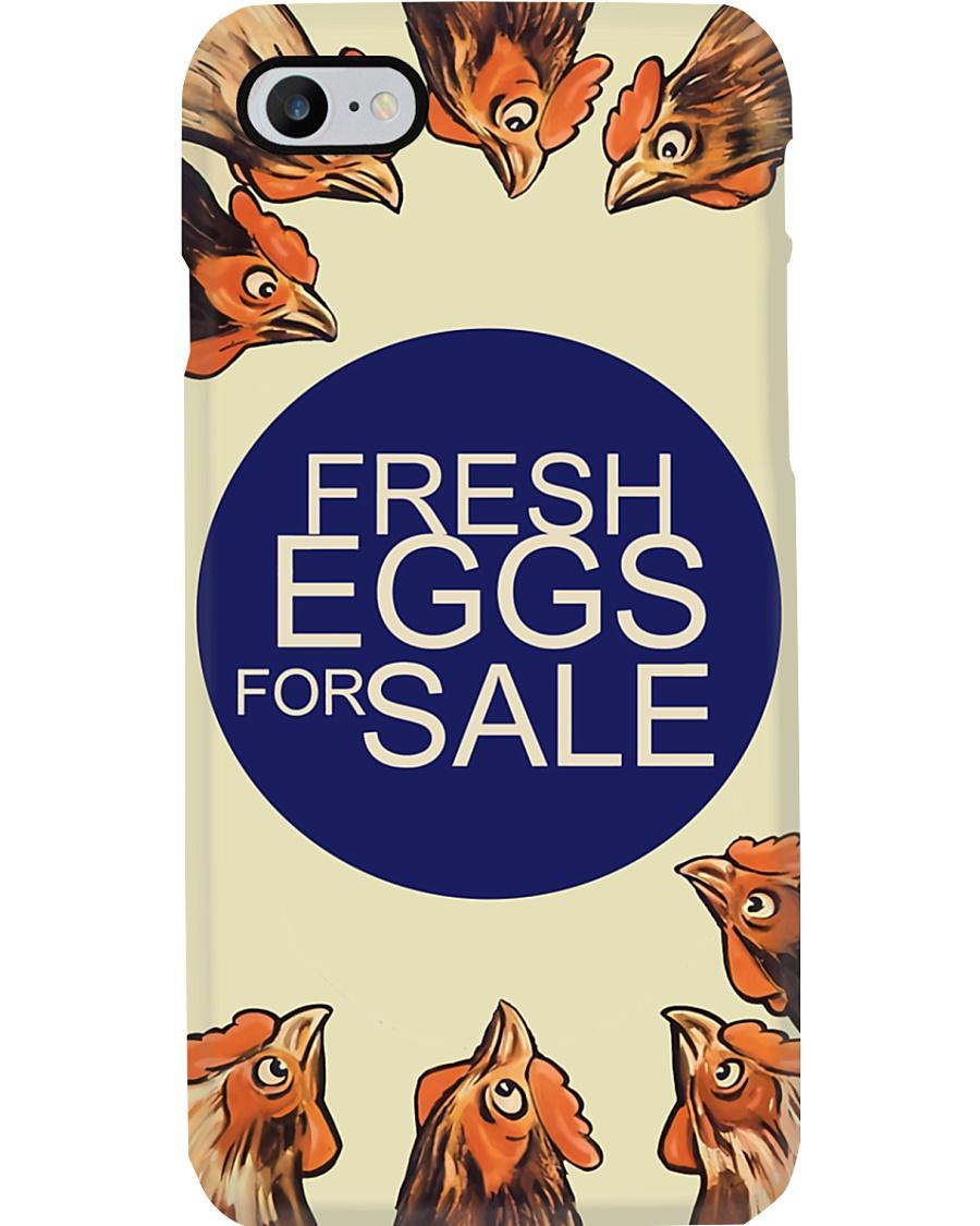 Fresh Eggs For Sale Phone Case
