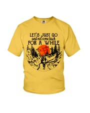 Lets Just Go Youth T-Shirt thumbnail