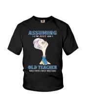 Assuming Youth T-Shirt thumbnail
