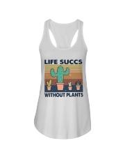 Life Succs Without Plants Ladies Flowy Tank thumbnail