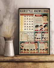 Hairstyle Knowledge 11x17 Poster lifestyle-poster-3