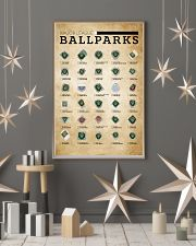 Major League Ballpark 11x17 Poster lifestyle-holiday-poster-1