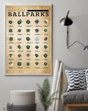 Major League Ballpark 11x17 Poster lifestyle-poster-1