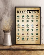Major League Ballpark 11x17 Poster lifestyle-poster-3