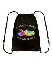 My Swag Can Breathe Drawstring Bag thumbnail