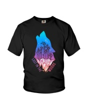 Lost In The Woods Youth T-Shirt thumbnail