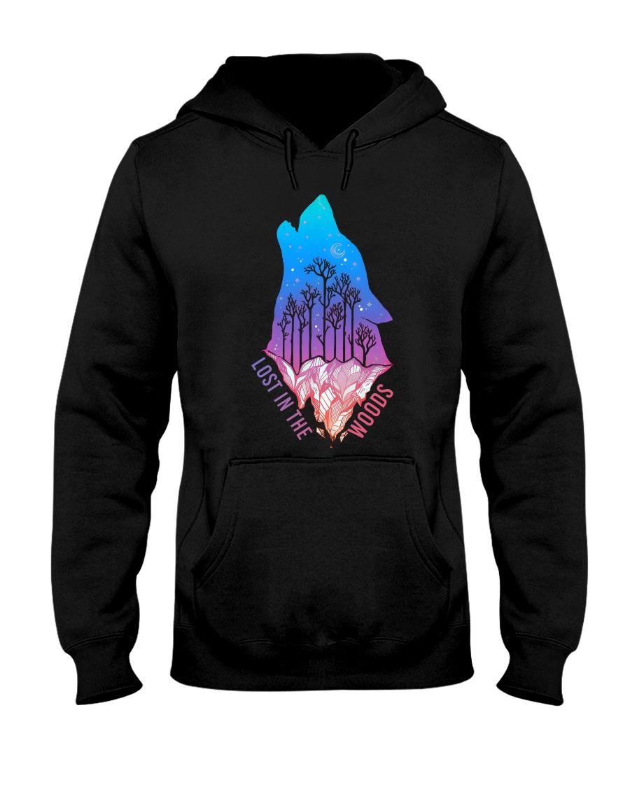 Lost In The Woods Hooded Sweatshirt
