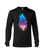 Lost In The Woods Long Sleeve Tee thumbnail