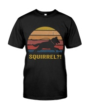 Squirrel Classic T-Shirt front