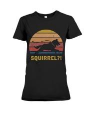 Squirrel Premium Fit Ladies Tee thumbnail