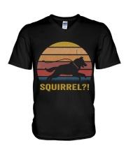 Squirrel V-Neck T-Shirt thumbnail
