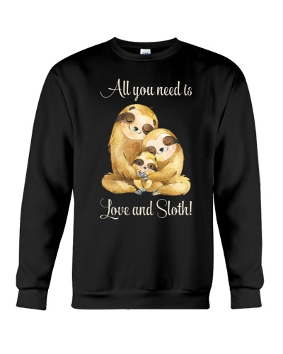 All You Need Is Love And Sloth
