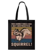 Sometimes I Get Distracted Tote Bag thumbnail
