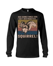 Sometimes I Get Distracted Long Sleeve Tee thumbnail