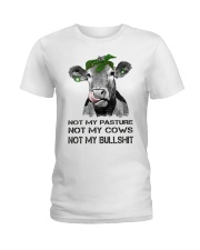 Not My Pasture Ladies T-Shirt thumbnail