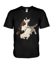 Love Cats V-Neck T-Shirt thumbnail