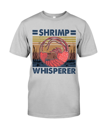 Shrimp Whisperer