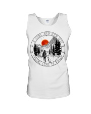 A Girl And Her Dog Unisex Tank thumbnail