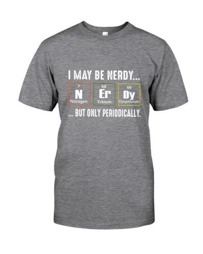I May Be Nerdy