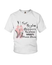 Forget The Glass Slippers Youth T-Shirt thumbnail