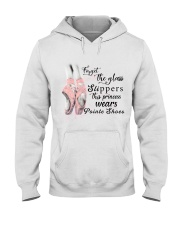 Forget The Glass Slippers Hooded Sweatshirt thumbnail