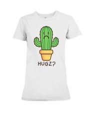 Cactus Premium Fit Ladies Tee thumbnail