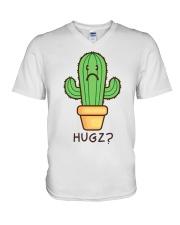 Cactus V-Neck T-Shirt thumbnail