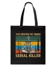 You Inspire My Inner Tote Bag thumbnail