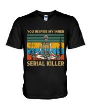 You Inspire My Inner V-Neck T-Shirt thumbnail