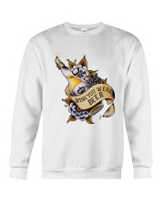 Wish You Were Beer Crewneck Sweatshirt thumbnail