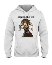 Relax I've Coat This Hooded Sweatshirt thumbnail