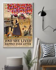 She Lived Happily Ever After 11x17 Poster lifestyle-poster-1