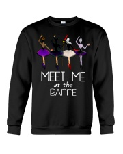 Meet Me The Barre Crewneck Sweatshirt thumbnail