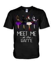 Meet Me The Barre V-Neck T-Shirt thumbnail