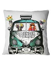 Wander Woman Square Pillowcase thumbnail