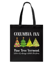 Pine Tree Vermont Tote Bag tile