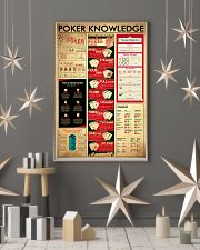 Poker Knowledge 11x17 Poster lifestyle-holiday-poster-1