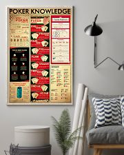 Poker Knowledge 11x17 Poster lifestyle-poster-1