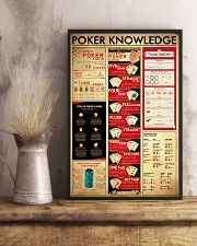 Poker Knowledge 11x17 Poster lifestyle-poster-3
