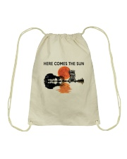 Here Comes The Sun Drawstring Bag thumbnail