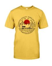 Country Roads Take Me Home Classic T-Shirt thumbnail
