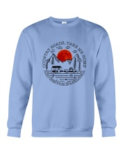 Country Roads Take Me Home Crewneck Sweatshirt thumbnail