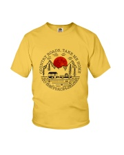 Country Roads Take Me Home Youth T-Shirt thumbnail