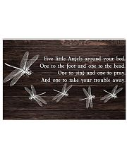 Five Little Angels 17x11 Poster front