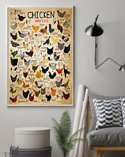 Chicken Breeds 11x17 Poster lifestyle-poster-1